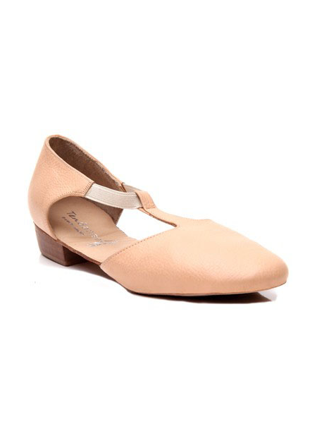 Scarpe Insegnanti Danza Cinturino a T