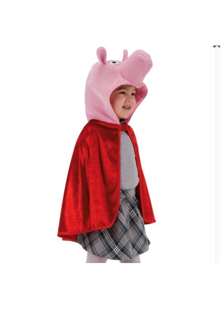 MANTELLINA PEPPA PIG