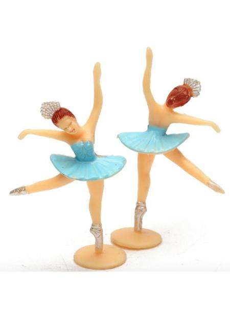 Mini Ballerina Blu